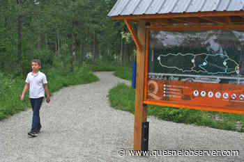 3 km of trails now open near Quesnel's airport - Quesnel Cariboo Observer