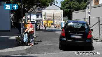 Schwelm: Gefahrenstelle für Passanten soll entschärft werden - Westfalenpost
