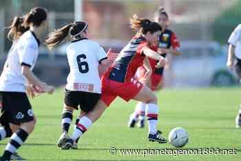 Serie C femminile: il Genoa vince contro lo Spezia con punteggio tennistico - PianetaGenoa1893 - Pianetagenoa1893.net