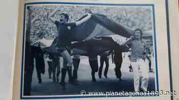 20 giugno 1976. Genoa-Modena 3-0. Il Grifo torna nella serie che gli compete, con Conti, Pruzzo e Bonci: un tridente di tutto rispetto - PianetaGenoa1893 - Pianetagenoa1893.net