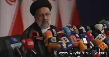 Iran's hard-line president-elect says he won't meet Biden - Weyburn Review