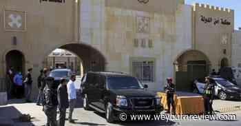 Sedition trial linked to Jordan palace drama kicks off - Weyburn Review