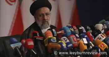 Iran's president-elect says he won't meet with Biden - Weyburn Review