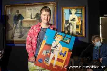 Kunstenaars van Sjarabang interpreteren Vlaamse meesters