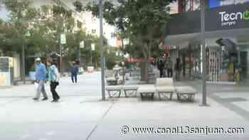 Al calabozo por robarse una aspiradora de un conocido local céntrico - Diario 13 San Juan