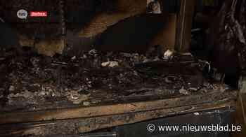 Berlare in de bres voor gezin dat woning zag afbranden