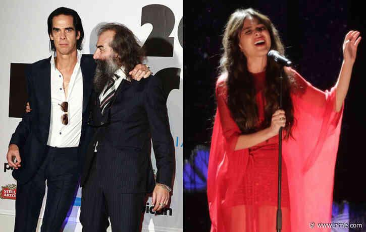 Nick Cave & Warren Ellis challenge Olivia Rodrigo's 'Sour' for this week's UK Number One