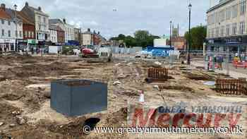 Work ongoing at projects set to transform Great Yarmouth - Great Yarmouth Mercury