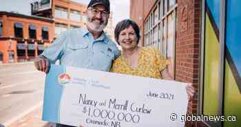 N.B. couple wins $1M just days after another winner in the province