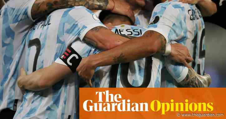 Lionel Messi remains Argentina's best hope of glory even in his twilight  | Jonathan Liew