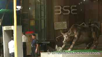 Equity gauges close higher, PSB and realty stocks surge