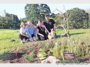 Memorial garden keeps Allan's memory alive - Highway Mail