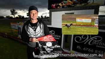 Allan Syphers-trained Murphey runs fastest time in 2021 Mikeloren Patisserie Tamworth Cup heats - The Northern Daily Leader