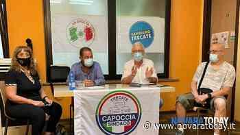 Comunali 2021 Trecate: Giorgio Capoccia candidato sindaco - NovaraToday