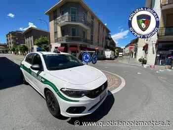 Non si ferma all'alt della polizia e scappa, inseguimento a Trecate - Quotidiano Piemontese
