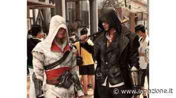 I fans di 'Assassin's Creed' in scena a Monteriggioni - LA NAZIONE