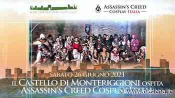 ASSASSIN'S CREED COSPLAY ITALIA A MONTERIGGIONI - oksiena.it