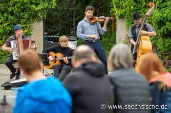 Wo am Montag in Radebeul die Musik spielt - Sächsische.de