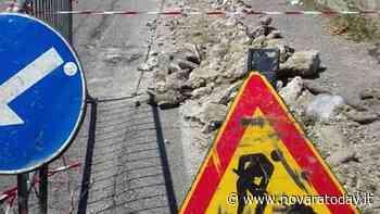 Verbania: al via i lavori per due nuovi marciapiedi a Suna e Trobaso - Novara Today