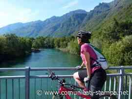 """""""Il Tuo Giro Parte Da Verbania"""": questo il claim della campagna di rilancio del cicloturismo della città """"giardino sul lago"""" - Comunicati-Stampa.net"""