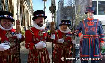 Want to become a Beefeater? Tower of London is hiring new Yeoman Warders