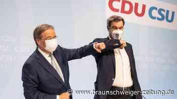 Bundestagswahl: Union zeigt mit ihrem Wahlprogramm Flagge