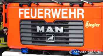 Mehrere Brände gelegt - auch in Alfdorf - Rems-Zeitung