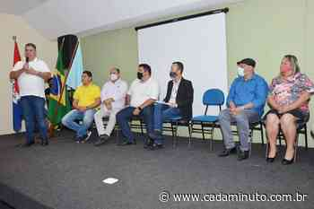 Novos membros do Conselho de Cultura de São Miguel dos Campos foram empossados - Cada Minuto
