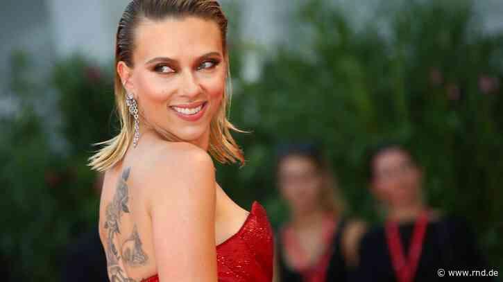 """""""Black Widow"""" im Kino: Scarlett Johansson hat durch Rolle """"jetzt weniger Angst"""" - RND"""