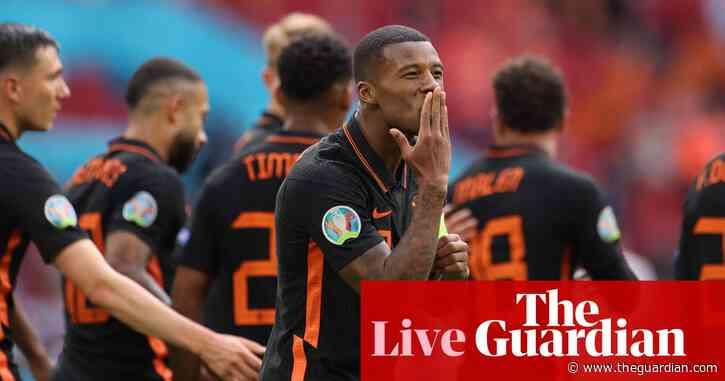North Macedonia 0-3 Netherlands: Euro 2020 – as it happened