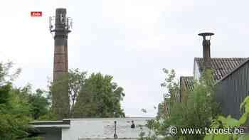 Plannen voor site voormalige textielfabriek bijgestuurd in Zele - TV Oost