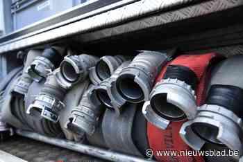 Brand in technische ruimte vleesverwerkend bedrijf (Zele) - Het Nieuwsblad