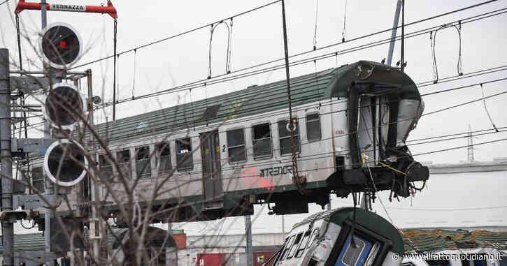 Incidente di Pioltello, dieci rinviati a giudizio: ci sono anche i Commissari alle grandi opere Gentile e Macello di Rete ferroviaria italiana