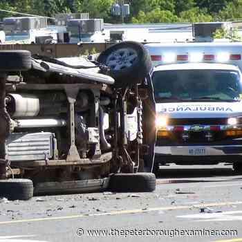 Man suffers fatal medical episode prior to two-vehicle crash in Peterborough - ThePeterboroughExaminer.com