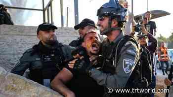 Israeli police tortured Palestinians, denied them urgent medical care - TRT World