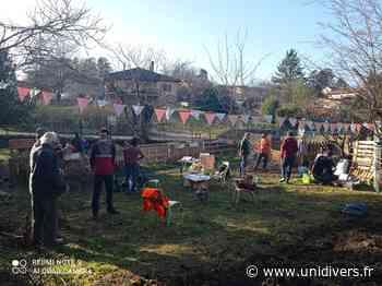 Découverte du jardin partagé de Meximieux Jardin du carlet, le samedi 5 juin à 10:00 - Unidivers