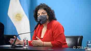"""Carla Vizzotti: """"Se van a seguir identificando nuevas variantes de coronavirus, que son más transmisibles"""" - AM 750"""