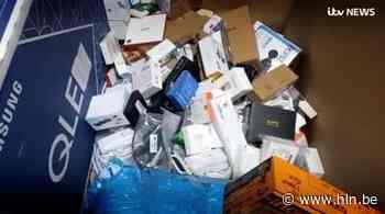 """""""Amazon vernietigt jaarlijks miljoenen nieuwe producten"""""""