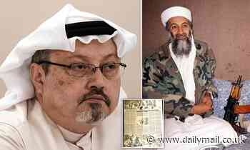 Jamal Khashoggi's close friendship with Osama bin Laden: Murdered journalist cried when he died