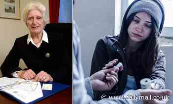Send female drug addicts to rehab not jail, says ex-High Court judge Baroness Butler-Sloss