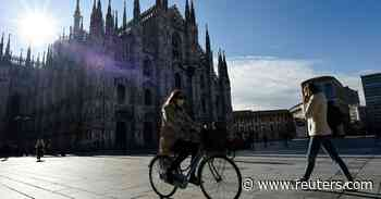 Italy reports 21 coronavirus deaths on Monday, 495 new cases - Reuters