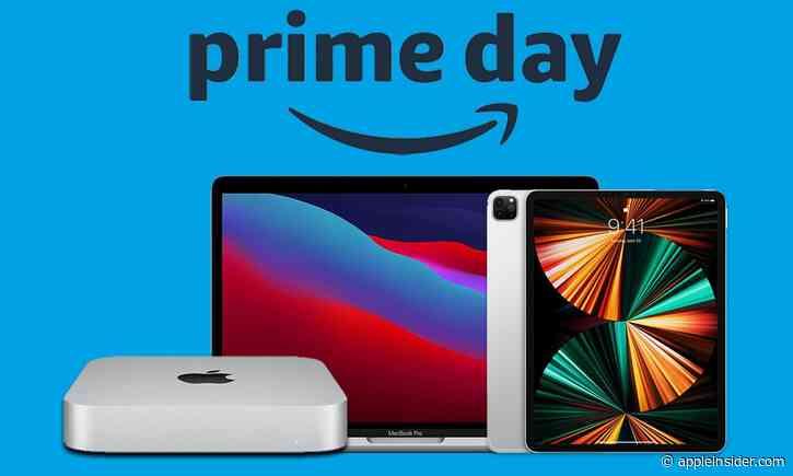 "Best Prime Day M1 deals: 13"" MacBook Pro $1,099, Mac mini $120 off, new 12.9"" iPad Pro $100 off"