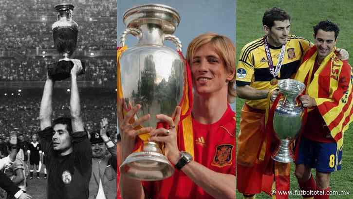 Eurocopa 2020: La España de Luis Enrique, con el peso de igualar las históricas generaciones de 1964, 2008 y 2012