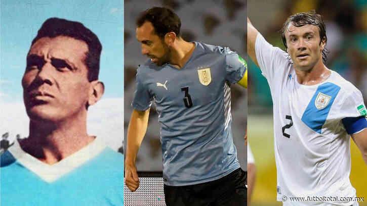 Uruguay en la Copa América: Diego Godín, el capitán heredero de Diego Lugano y Obdulio Varela