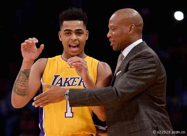 Lakers News: D'Angelo Russell Rips Byron Scott, Calling Him Bad Coach & 'Idiot'