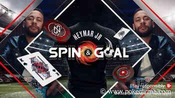 PokerStars: $1.000.000 mit den Neymar Jr Spin & Goal Turnieren gewinnen - PokerFirma - Die ganze Welt ist Poker