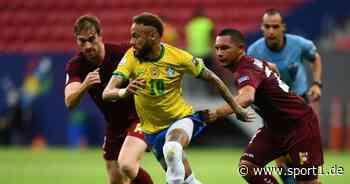 Olympia: Brasilien ohne Neymar nach Tokio - SPORT1
