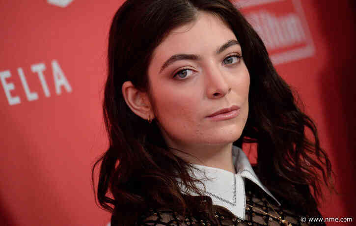 Lorde announces massive 'Solar Power' 2022 world tour