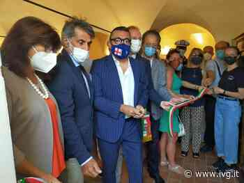 Andora, a Palazzo Tagliaferro inaugurato il primo info-point della pesca: investiti 133mila euro - IVG.it