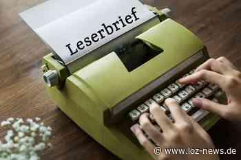 Leserbrief zum Fahrendorfer Weg Geesthacht - LOZ-News   Die Onlinezeitung für das Herzogtum Lauenburg